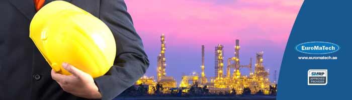 تشغيل وصيانة مرافق النقل والتخزين بالنفط والغاز والمنتجات المكررة