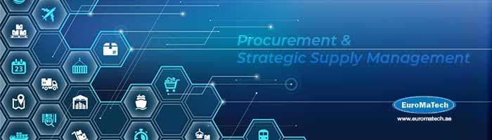احدث تقنيات إدارة المشتريات والإمدادات الاستراتيجية