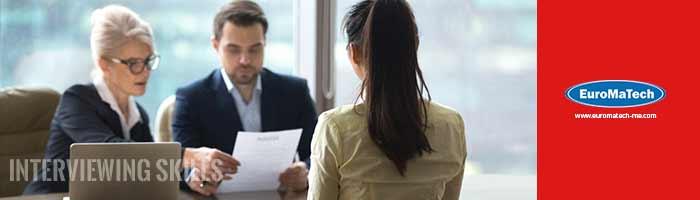 التميز والكفاءة في إجراء المقابلات والإختيار والتعيين