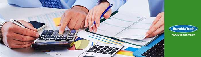 إعداد القيود المحاسبية للعمليات المالية وفقا للمعايير الدولية
