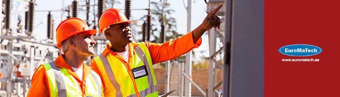 إدارة الطوارئ والسلامة العامة في محطات الكهرباء