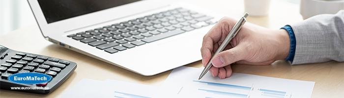 اعداد التقارير المالية والتحليل والفحص المالي