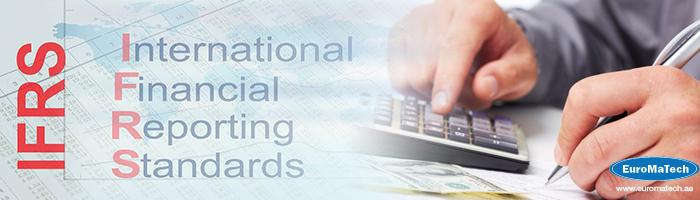 المحاسبة والضبط المالي وفق معايير التقارير المالية