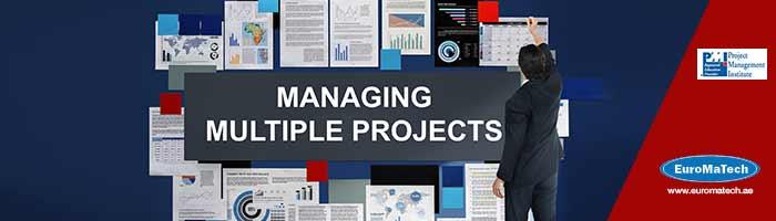 تقنيات إدارة مشاريع متعددة - معتمد عالميا