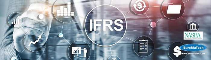 خبير المعايير الدولية لإعداد التقارير المالية - IFRS Expert