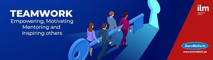 تنظيم وقيادة العمل الجماعي وإدارة فريق العمل