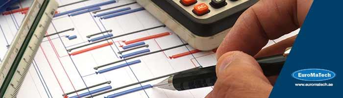 الطرق المحاسبية الحديثة باستخدام الجداول الالكترونية