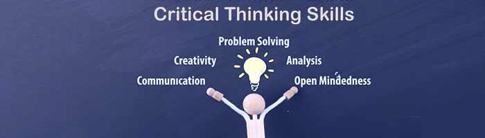 التفكير الناقد ومهارات الابداع والابتكار