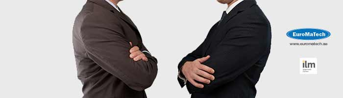 إدارة النزاع وأساليب التأثير على الديناميكيات الشخصية والجماعية