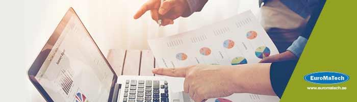 التقنيات المحوسبة في تدقيق البيانات المالية