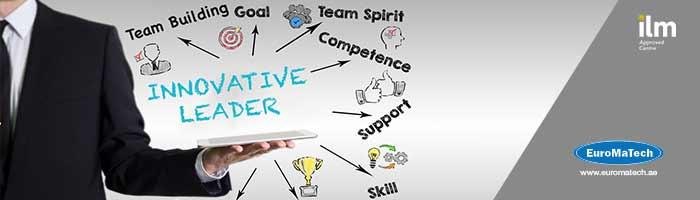 القيادة الابتكارية وبناء فرق العمل عالية الأداء