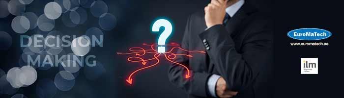 جدارة إتخاذ القرارات الاستراتيجية والابتكارية