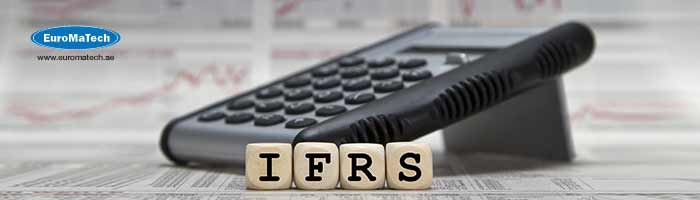 معايير المحاسبة الدولية والمعايير الدولية لإعداد التقارير المالية IFRS