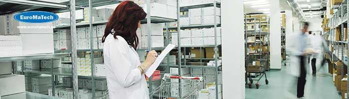 إدارة الخدمات اللوجستية وسلاسل التوريد في الرعاية الصحية