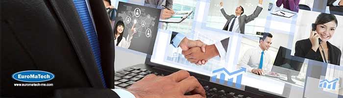 ادارة وقيادة بيئات العمل الافتراضية في الازمات