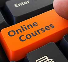 دورات اون لاين - التدريب الافتراضي عن بعد
