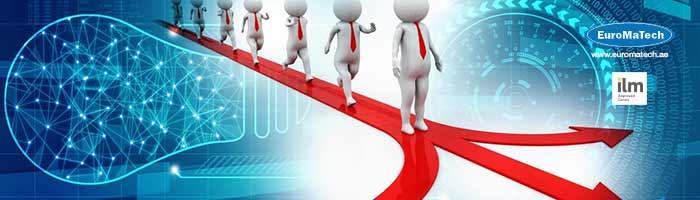 أساليب القيادة والإبداع الفكري واتخاذ القرارات الفعالة