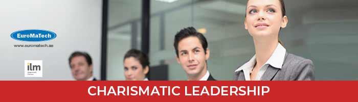 القيادة بالكاريزما والتأثير والحضور القيادي الفعال