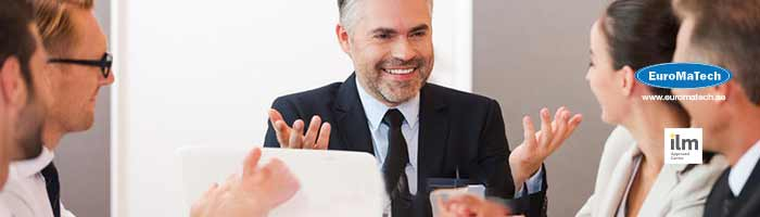 الإشراف الفعال والتحفيز والالهام وقيادة الفريق
