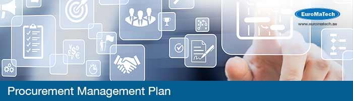 التخطيط الاستراتيجي للمشتريات وإدارة عقود الشراء والتوريد
