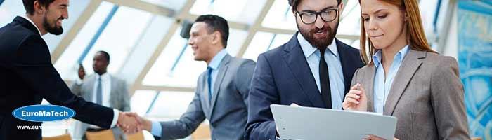 إدارة الأعمال وفق أعلى معايير الجودة وفكر التميز