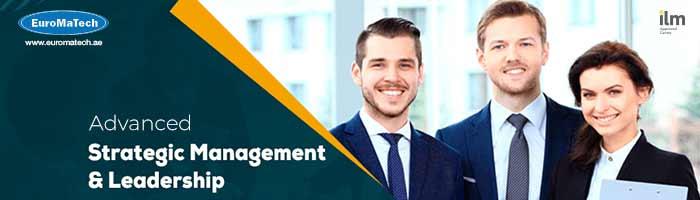 المستوى المتقدم في الإدارة الإستراتيجية والقيادة