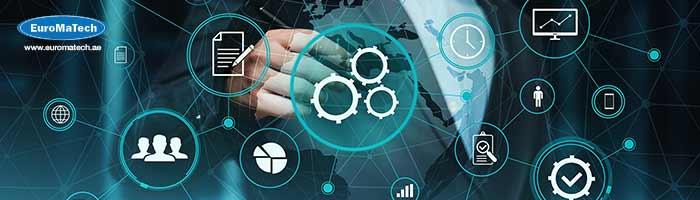 تحسين العمليات وإعداد التقارير وتحفيز الابتكار في الأعمال