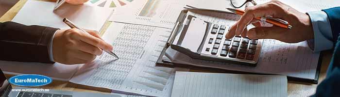 مراجعة الحسابات وتقييم الأداء وإعداد التقارير
