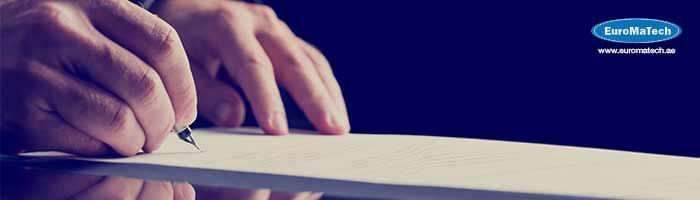 تحضير العقود وتقييم العروض و المناقصات